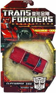 Transformers Generations Deluxe Action Figure Cliffjumper