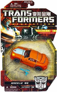 Transformers Generations Deluxe Action Figure Wheelie