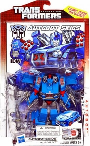 Transformers Generations Deluxe Action Figure Autobot Skids Pre-Order ships September
