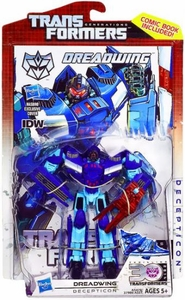 Transformers Generations Deluxe Action Figure Dreadwing Pre-Order ships September