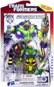 Transformers Generations Deluxe Action Figure Waspinator Pre-Order ships October