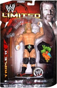 WWE Wrestling Exclusive Action Figure Triple H with DX Shirt [Vince Loves Rooster]