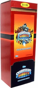 Topps Skylanders Giants Trading Card Gravity Feed Box [48 Packs]