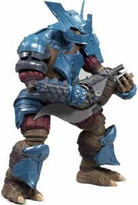 Halo 3 McFarlane Toys Series 6 [MEDAL EDITION] LOOSE Action Figure Brute Bodyguard
