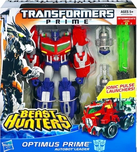 Transformers Prime Beast Hunters Voyager Action Figure Beast Optimus Prime