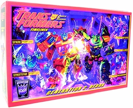 Transformers Timelines 2010 Exclusive Boxed Set Generation 2: Redux