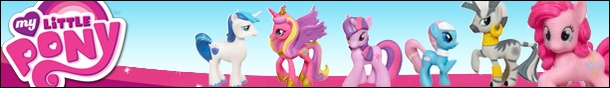My Little Pony Toys and Action Figures