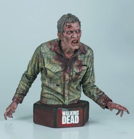Walking Dead TV Series Gentle Giant Mini-Bust Sophia Stalker Walker Pre-Order ships March