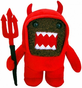Domo 6.5 Inch Plush Figure Devil Domo
