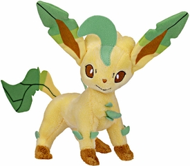 Pokemon Jakks Pacific Series 10 Mini Plush Leafeon