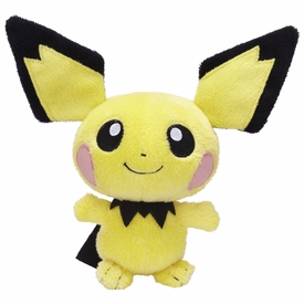 Pokemon Jakks Pacific Series 12 Johto Mini Plush Pichu