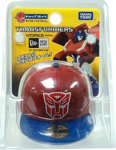 Transformers Takara Cap Bots Action Figure Captimus Prime