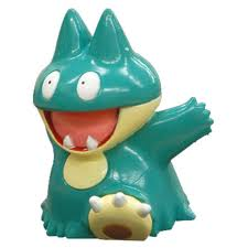 Pokemon Mini PVC Figure #446 Munchlax