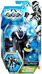 Max Steel 6 Inch Action Figure RIP Launch Max Steel