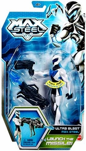 Max Steel 6 Inch Action Figure  Ultra Blast Max Steel