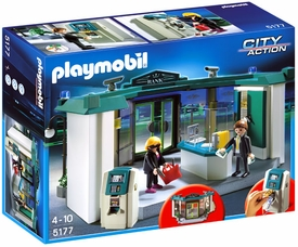 Playmobil City Action Set #5177 Bank & Safe