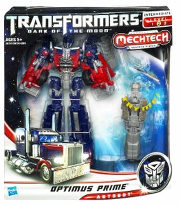 Transformers 3: Dark of the Moon Voyager Action Figure Optimus Prime