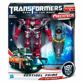 Transformers 3: Dark of the Moon Voyager Action Figure Sentinel Prime