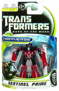 Transformers 3: Dark of the Moon Cyberverse Commander Action Figure Sentinel Prime