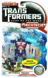 Transformers 3: Dark of the Moon Exclusive Deluxe Action Figure Optimus Prime