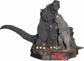 Bandai Godzilla Japanese Action Figure Complete Works 2nd 50th Anniversary Godzilla 1967