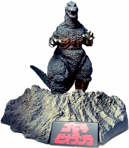 Bandai Godzilla Japanese Action Figure Complete Works 2nd 50th Anniversary Godzilla 1989