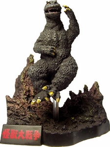 Bandai Godzilla Japanese Action Figure Complete Works 3rd 50th Anniversary Godzilla 1965