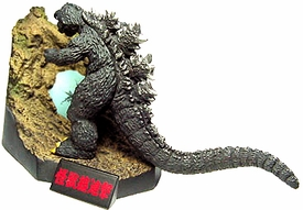 Bandai Godzilla Japanese Action Figure Complete Works 3rd 50th Anniversary Godzilla 1968