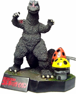 Bandai Godzilla Japanese Action Figure Complete Works 3rd 50th Anniversary Godzilla 1972