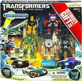 Transformers 3: Dark of the Moon Exclusive Cyberverse Legion Ultimate Gift Set [Optimus Prime, Powerdive, Sideswipe, Enforcer & Bumblebee]