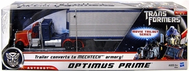 Transformers Movie Trilogy Series Ultra Figure Optimus Prime with Trailer [Converts to MECHTECH Armory]