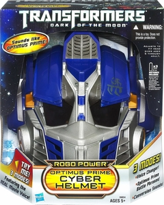 Transformers 3: Dark of the Moon Optimus Prime Cyber Helmet