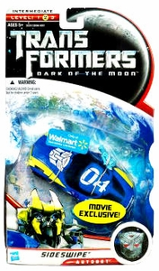 Transformers 3: Dark of the Moon Exclusive Deluxe Action Figure Sideswipe [Blue Version]