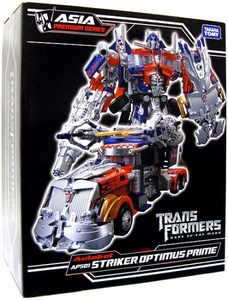 Transformers Takara Asia Premium Series AP501 Striker Optimus Prime