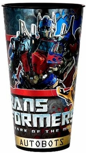 Transformers 3: Dark of the Moon Foil Tumbler
