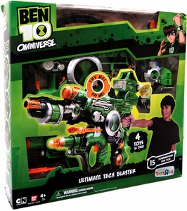 Ben 10 Omniverse Playset Ultimate Tech Blaster