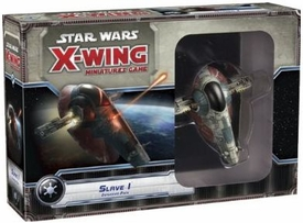 Star Wars X-Wing Miniatures Slave I Expansion Pack