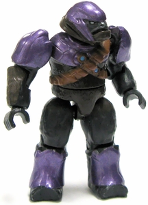 Halo Wars Mega Bloks LOOSE Mini Figure Covenant Purple Brute