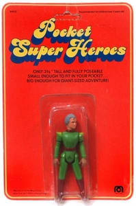 Vintage Pocket Super Heroes Jor-El