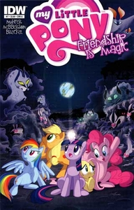 My Little Pony Friendship Is Magic Comic Book #7 Cover A