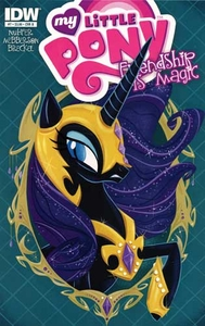 My Little Pony Friendship Is Magic Comic Book #7 Cover B