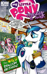 My Little Pony Friendship Is Magic Comic Book #12 Cover A