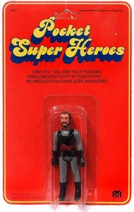 Vintage Pocket Super Heroes General Zod