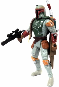 Star Wars Power of the Force Boba Fett Loose Complete C-9 Condition