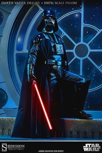 Sideshow Collectibles Star Wars Episode VI: Return of the Jedi 1/6 Scale Deluxe Action Figure Darth Vader
