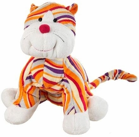 Webkinz Plush Striped Cheeky Cat