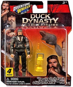 Duck Dynasty 4 Inch Action Figure Phil