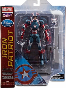 Iron Man 3 Marvel Select Exclusive Action Figure Iron Patriot