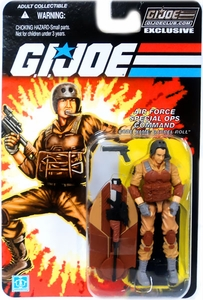 Hasbro GI Joe 2012 Subscription Exclusive Action Figure Barrel Roll