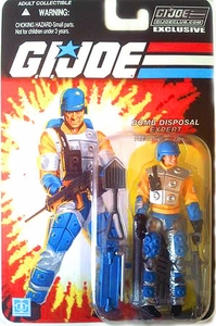 Hasbro GI Joe 2012 Subscription Exclusive Action Figure Theodore N. Thomas [TNT]